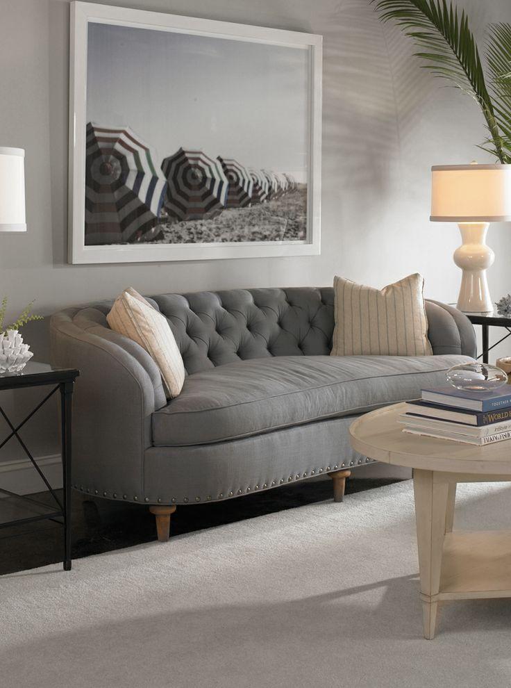 Vanguard Gaddy Mid Sofa V264 Toms Price