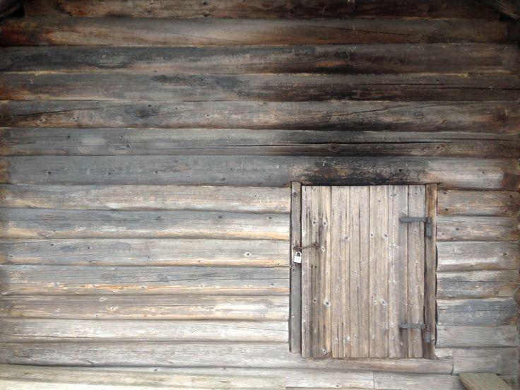 Hvitträsk sauna, the boyhood home of architect Eero Saarinen !