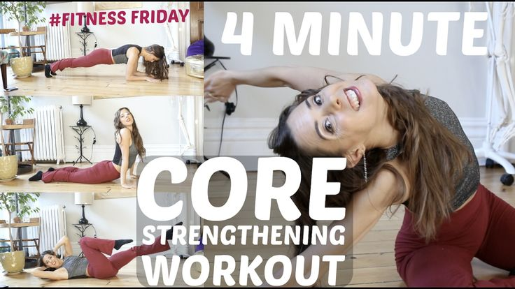 Wow! This reaches every part :) Prepare to be challenged, and BREATHE! GET A STRONG, SEXY CORE in 4 MINUTES!