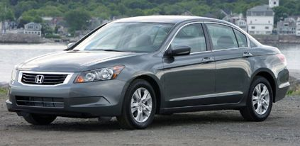 2009 Honda Accord Owners Manual –Subsequent a complete redesign very last year, the 2009 Honda Accord holds over unaffected, although the V6's official engine result is up a smidge right after more testing uncovered a little more energy than formerly measured. The 2009 Honda Accord...