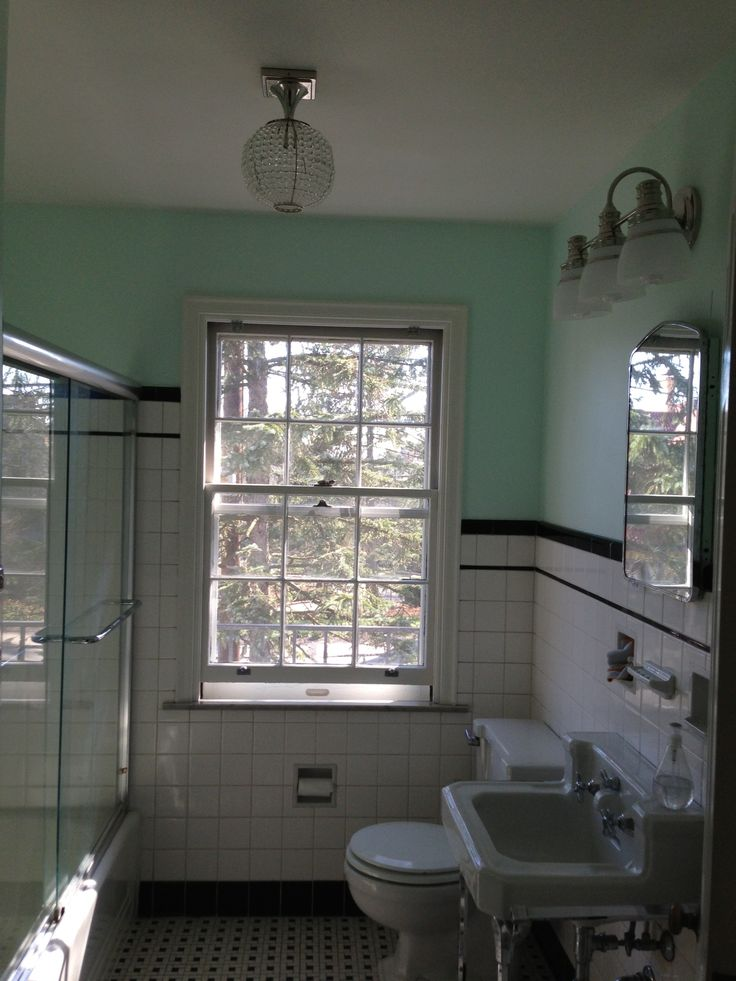 10 Best Images About Bathroom On Pinterest Vintage Bathrooms White Subway Tiles And Tile