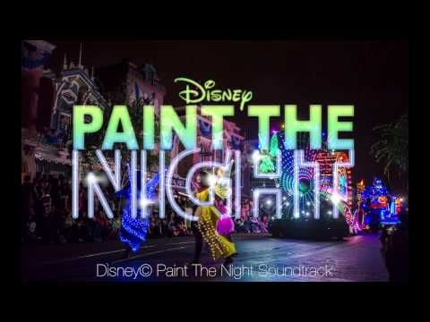 FULL Paint the Night parade debut at Disneyland for 60th anniversary - YouTube