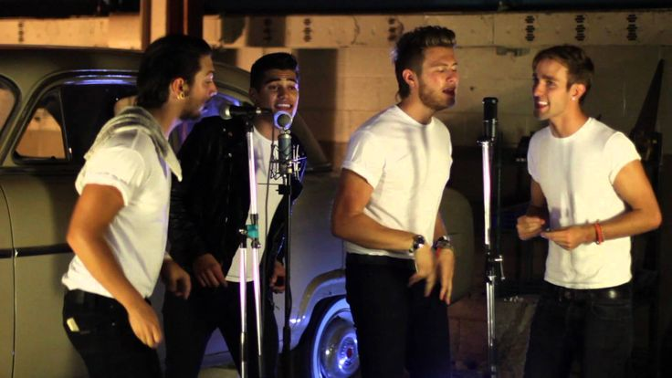 Olly Murs - Dance With Me Tonight (A Cappella Rajiv Dhall & TwentyForSeven Cover) - YouTube