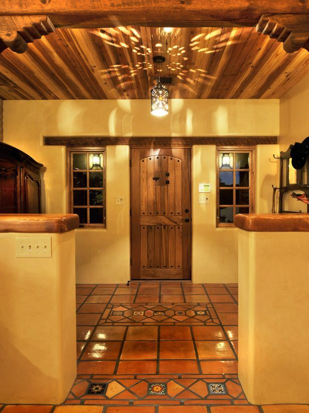 10 SpanishInspired Rooms  our lovely abode  Home Decor Spanish house Mexican style homes