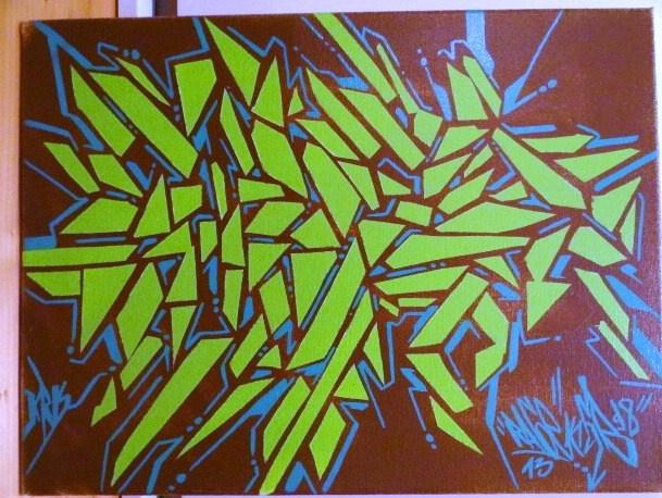 graffiti , mural , malarstwo , street art