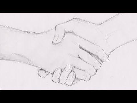 Resultado de imagen de manos entrelazadas dibujo