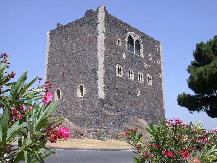 Castello Normanno di Paternò (CT)