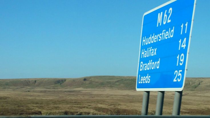 Highest motorway in England