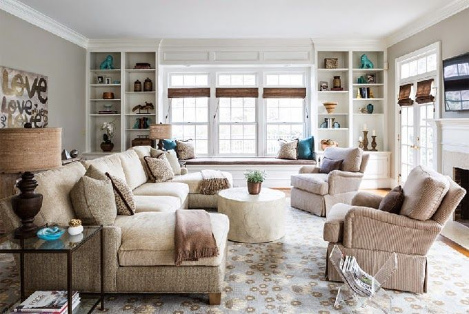 25+ Best Ideas About Family Room Sectional On Pinterest