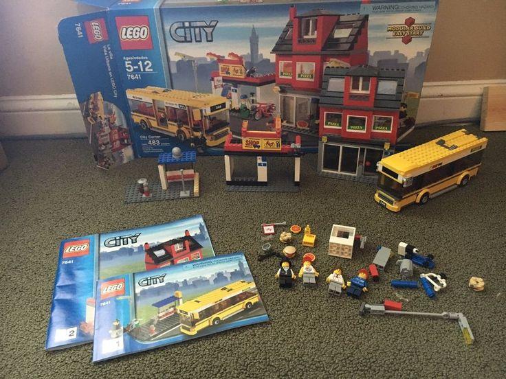Lego City Corner model 7641