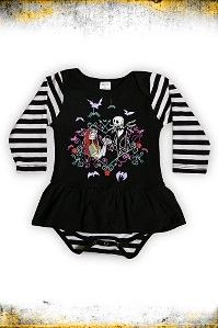 Nightmare Before Christmas Baby Bedding | The Nightmare Before Christmas Sally And Jack Baby Dress | review ...