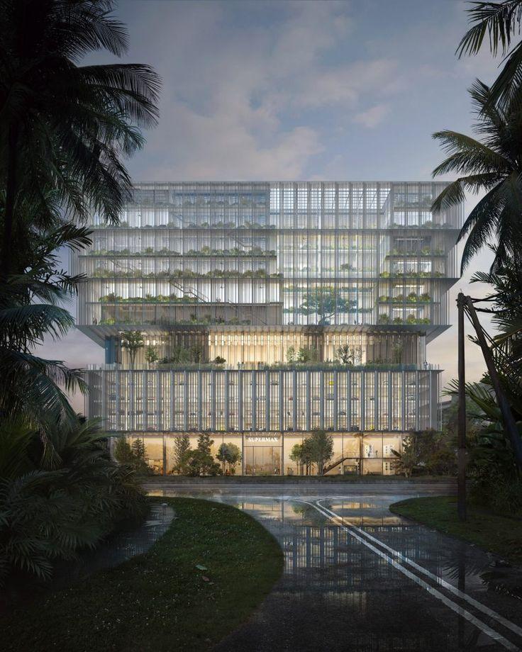 Szczepaniak Astridge designs Supermax headquarters in