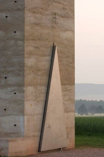 Bruder Klaus Field Chapel / Peter Zumthor | ArchDaily