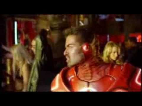George Michael - FREEEK (original Joseph Kahn version)
