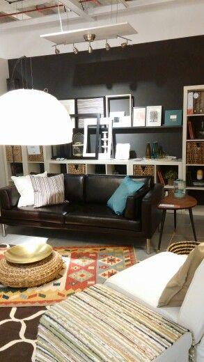 Ikea Amman Jordan Moroccan Inspired Room Setting Trendy Interior Design Cushions Colors