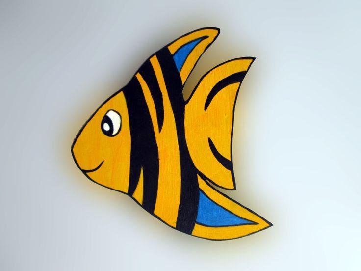 Imãs de geladeira - Peixes 033 / Magnets - Fishes 033