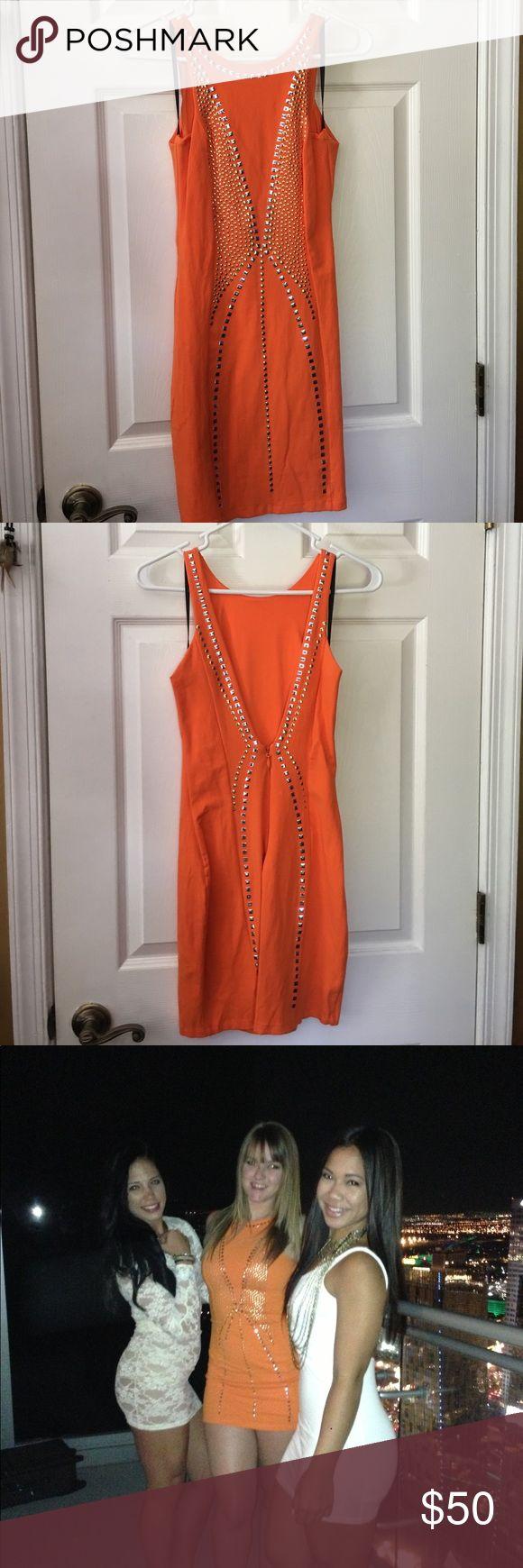 Best 25 orange mini dresses ideas on pinterest orange cocktail orange bebe mini dress ombrellifo Images