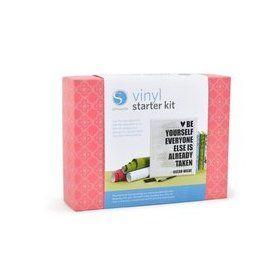 Silhouette Vinyl Starter Kit