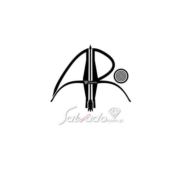 Logo, które wykonałem dla znajomego Łucznika Tradycyjnego o pseudonimie ARO http://salvadofotografia.blogspot.com/2014/06/logo-dla-ucznika-tradycyjnego.html