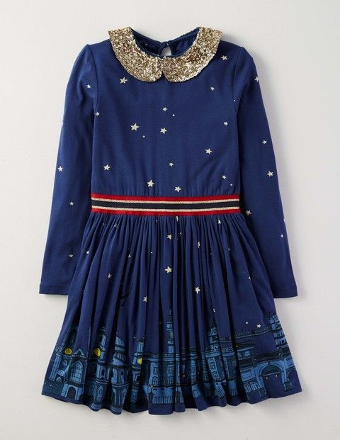 Mini boden roald dahl bfg royal palace dress minion for Boden mode london