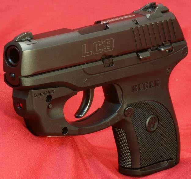 The Ruger LC9 | Best 9mm Handguns For Women | https://guncarrier.com/9mm-handguns-for-women/