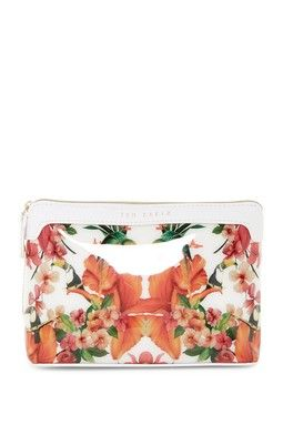 Alsace Tropical Large Cosmetics Case