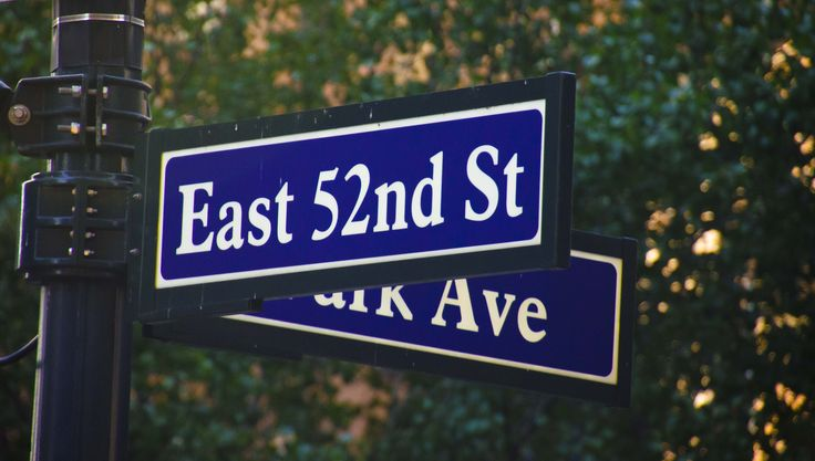 señalizacion New York