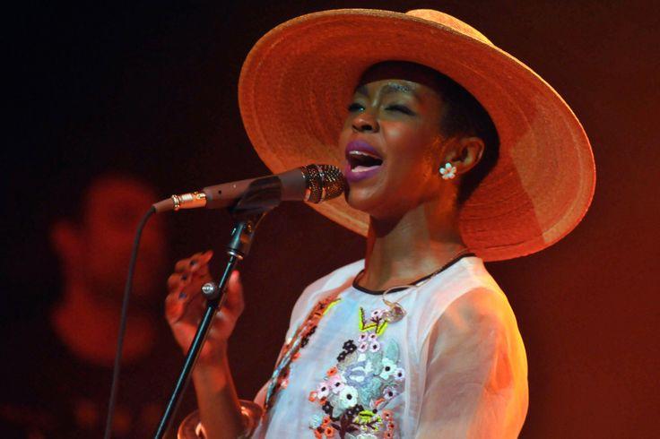 Lauryn Hill Dedicates 'Black Rage' Song to Ferguson   Rolling Stone