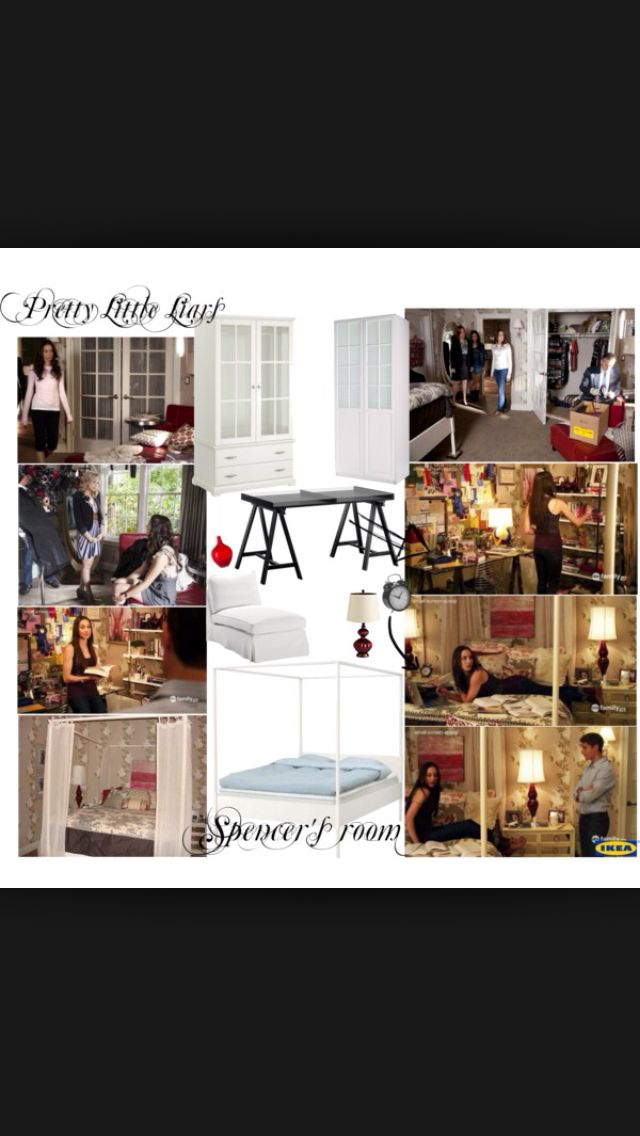pll spencer hastings room spencer s room pinterest