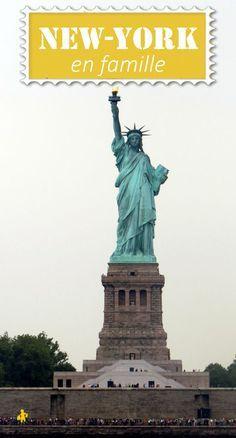 Tous nos articles pour visiter New-York avec des enfants: témoignages, livres, astuces http://www.voyagesetenfants.com/tag/new-york/