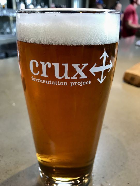 Gimme Mo IPA from Crux Fermentation Project (Bend, OR)