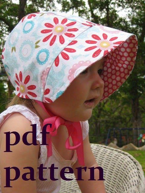 Little Bonnet Pattern