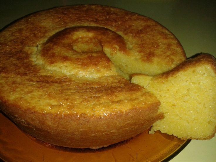 Um bolo salgado para toda família