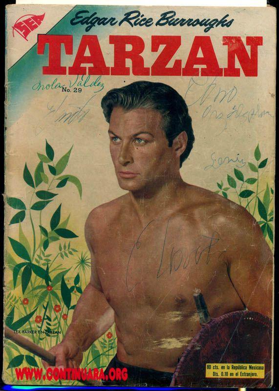 Tarzan nº29
