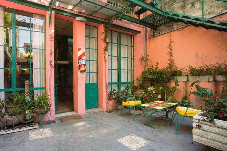 Vieja imprenta en jardin, Pileta. 2 dorm - Departamentos en alquiler en Buenos Aires, Ciudad Autónoma de Buenos Aires, Argentina