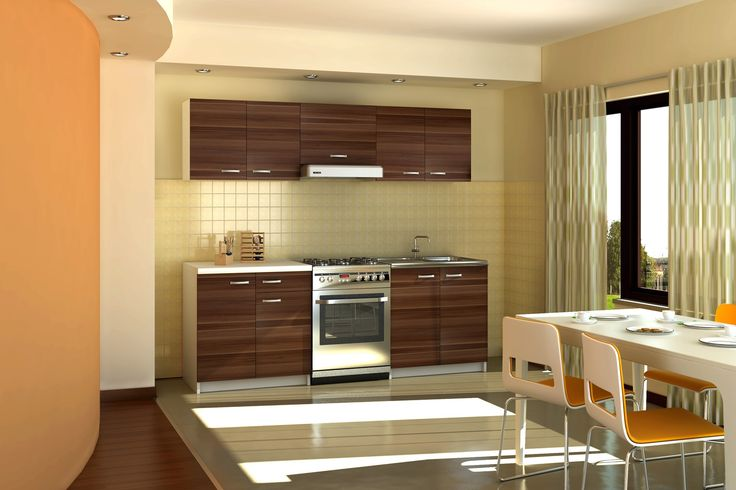 Plum - 220 cm-es blokk konyha  Visszafogott bézs és barna árnyalatok és formák jellemzik ezt a konyhát, szolid stílust kedvelőknek tökéletes darab! Ki mondta, hogy az egyszerű nem lehet szép?  knapp.hu