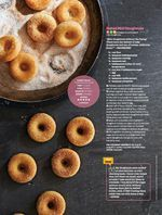 Time to make the doughnuts from Allrecipes, Feb/Mar 2016. Read it on the Texture app-unlimited access to 200+ top magazines.
