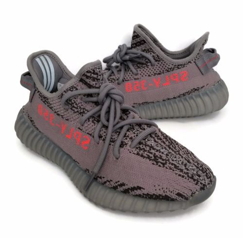 3baaf2f33b9 Adidas-Yeezy-Boost-350-V2-Beluga-2-0-Size-7-US-Gray-Orange