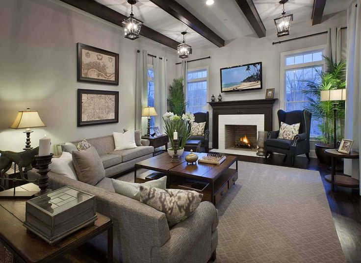 31 best living room family room images on pinterest for Huzz house