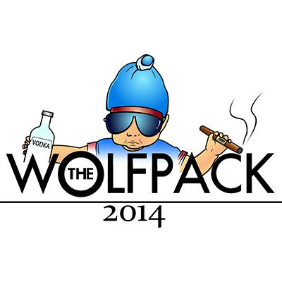 Ny russe design The Wolfpack 2014!