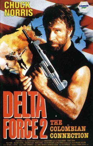 Delta Force II (Fuerza delta 2) (1990) | Online Español Latino