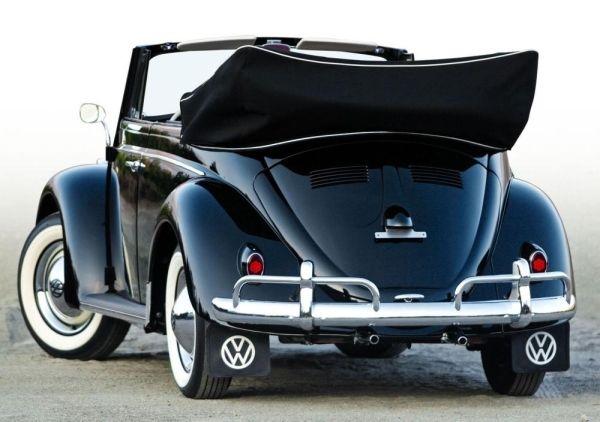 unmolested 1960 Volkswagen Convertible | VW by 4yourjourneys