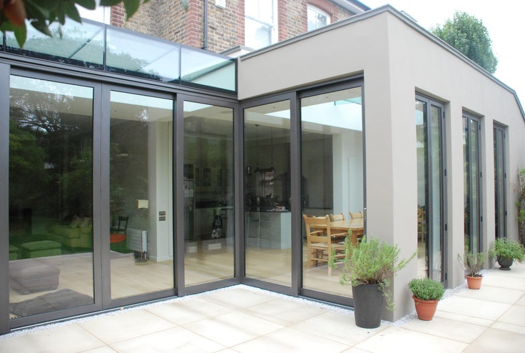 #Extension | Private House | Larpent Avenue, London SW15