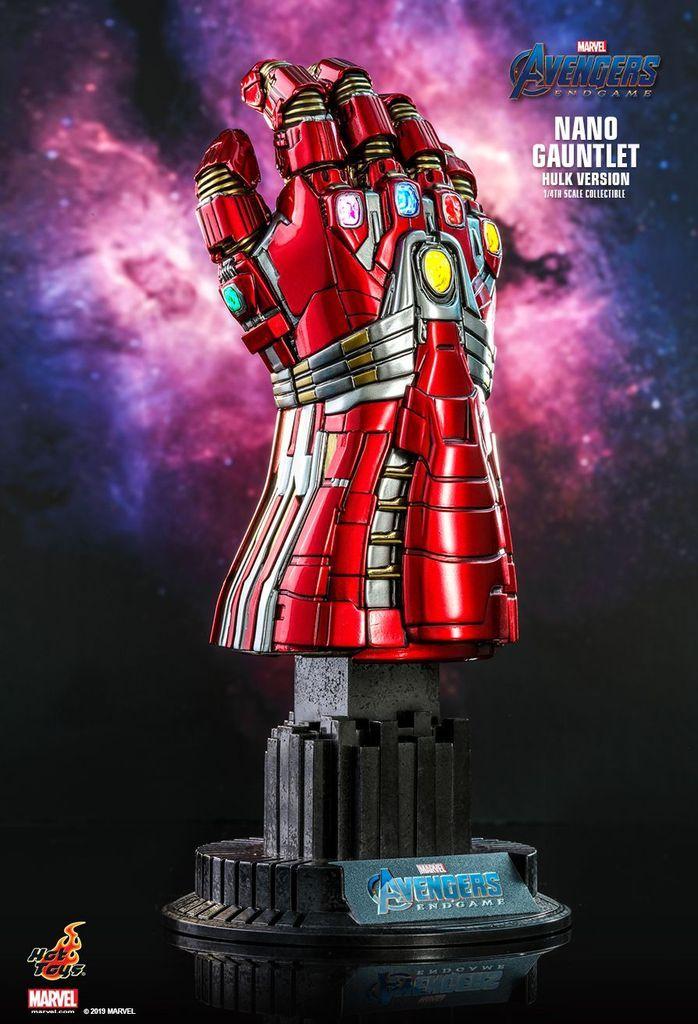 Endgame Marvel Legends Power Nano Gauntlet Infinity Stones PRE-ORDER Avengers