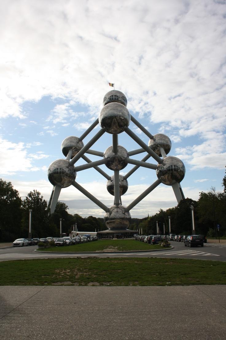 Atomium, Bruselas, Bélgica