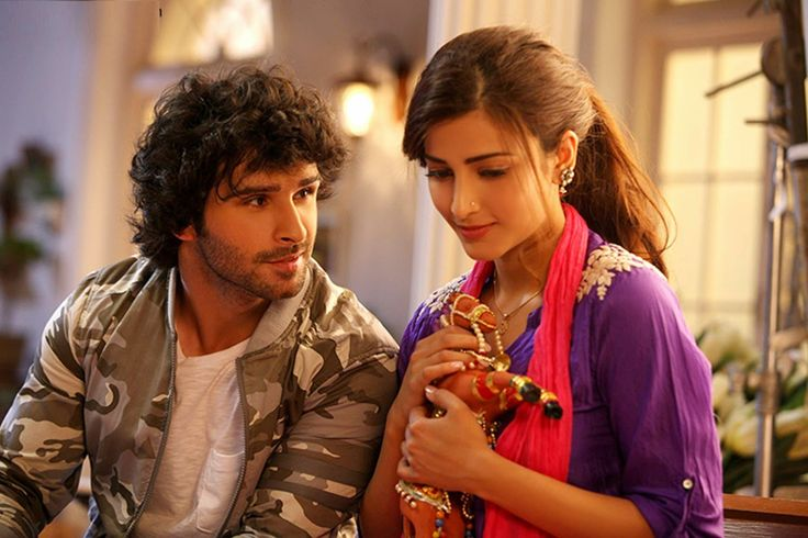 Girish Kumar & Shruti Hassan Wallpaper