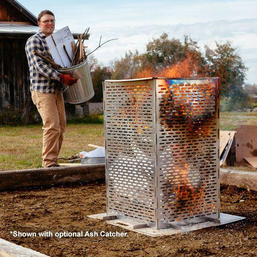 Bildresultat för design using burnt garbage