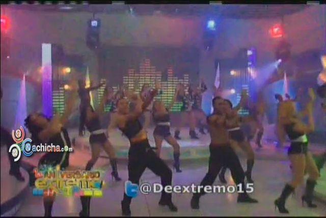 El openig musical de @DEEXTREMO15 Celebrando su segundo aniversario #Video - Cachicha.com