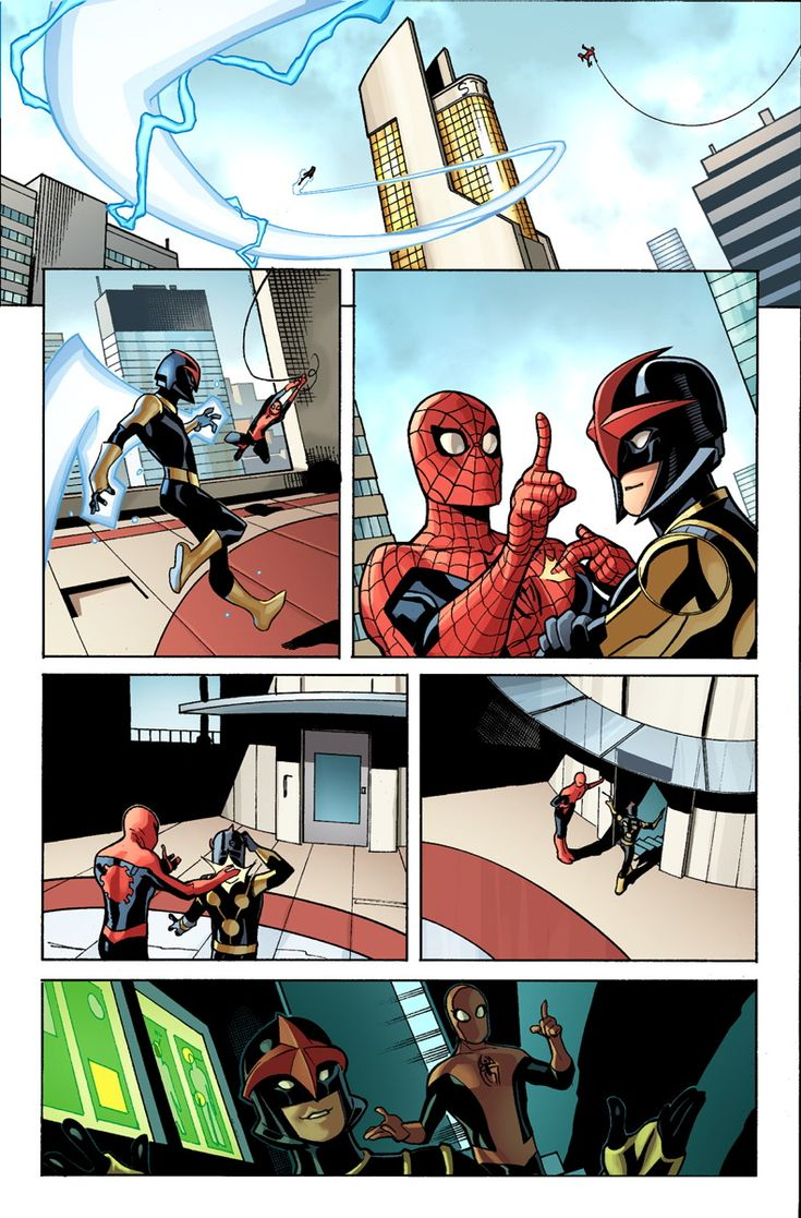 1000 images about nova ultimate spiderman on pinterest - Nova ultimate spider man ...