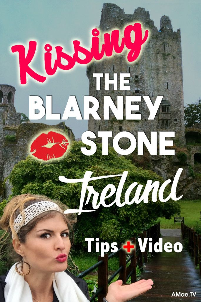 Kissing the Blarney Stone is one of the most important things to do in Ireland. Join me on an adventure to the Blarney Castle, where we see how exciting and difficult it can actually be to kiss the Blarney Stone. You will also see why the Blarney Castle itself is one of the most exquisite in all of Ireland as we venture around the mysterious castle gardens and through the haunting castle hallways.